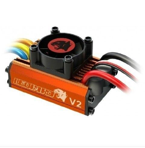 SKYRC LEOPARD 60A V2 ESC Brushless Speed Controller for RC 1/10 Car TruckSKYRC LEOPARD 60A V2 ESC Brushless Speed Controller for RC 1/10 Car Truck