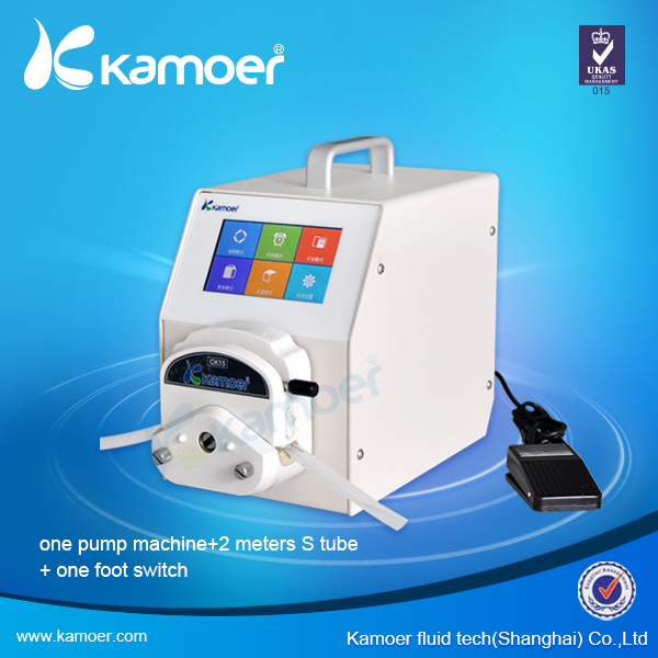 food grade pump Lab-UIP model from Kamoer 100g vitamin e food grade usa imported