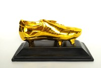 Re World Cup Golden Cheap Football Boots Champions League Award Trophies Cup Soccer Clubs Fans Souvenirs Collectibles