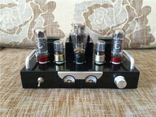 6N9P EL34 Sparta X1 6.5W+6.5W luxury high-end electronic tube amplifier power amplifier finished