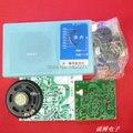 DIY Комплекты Супергетеродинного Радиоприемника 6 Транзистор + sch бесплатная доставка