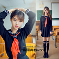 Hot New Hell Girl Adult Girl Cosplay Japanese Sailor School Uniform Costume Clothing Free Shipping