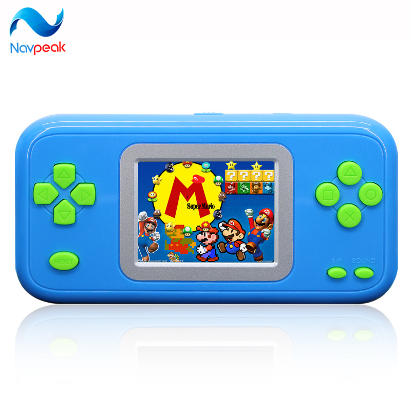10pcs/lot Boys Portable Console with Classic Game Cartridge Video Game Consoles for Gift