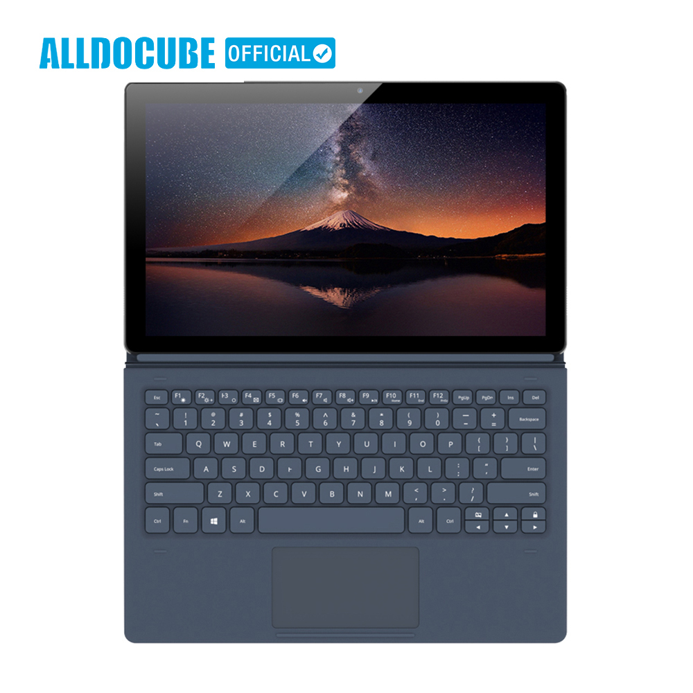 ALLDOCUBE Knote 11.6 pouce Tablet PC 1920*1080 IPS Plein-vue Windows10 intel Apollo Lac N3450 Quad- core 6 gb RAM 128 gb ROM Tablet