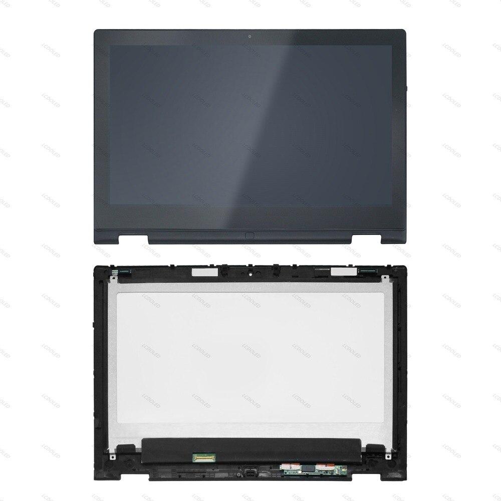 For Dell Inspiron 13 7000 7347 7348 7359 P57G LTN133HL03 201 NV133FHM N45 Full LCD Display Touch Digitizer Screen Assembly+Bezel