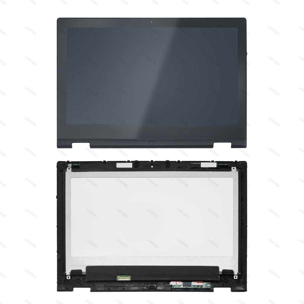 Pour Dell Inspiron 13 7000 7347 7348 7359 P57G LTN133HL03-201 NV133FHM-N45 Plein Écran lcd Tactile Digitizer Écran Assemblée + Lunette