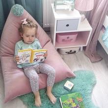 الطفل مقاعد أريكة الأطفال أريكة الاطفال سوبر سميكة حصيرة طفل واحد شخص أريكة طفل غرفة نوم الديكور قابل للغسل A74