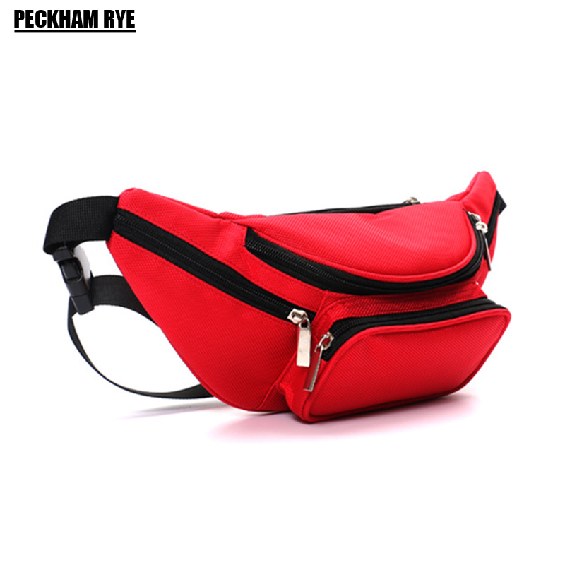 High Quality Ride Travel RED color Waist Bag Bananka Travel Leisure Fanny Pack Men And Women Walking Mountaineering Belly Band quality leopard stitching velvet sheepskin chain waist bag bananka travel leisure fanny pack women walking belly band belt bag