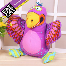 Popular Fatcat Birds Pet Toys Dog Training Toy High Quality Dog Chew Toy Canvas Toys