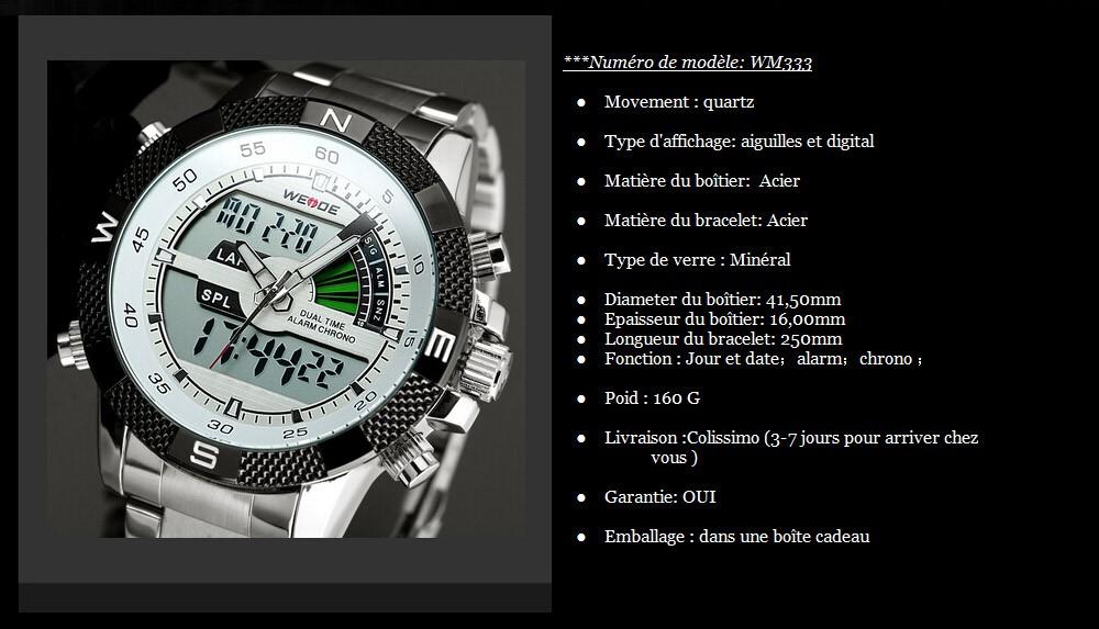 HTB1dCLaMpXXXXcmXVXXq6xXFXXX1 - WEIDE Fashion LED Watch