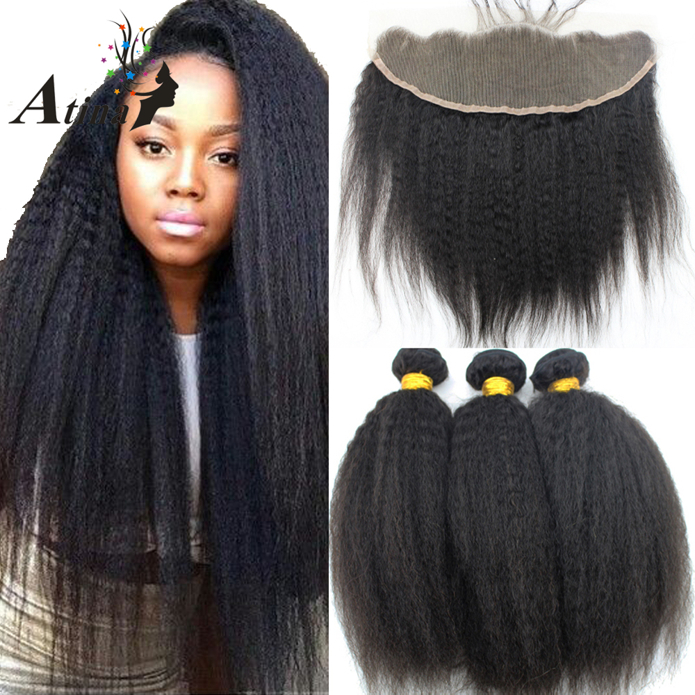 Nice Alipearl Hair Brazilian Deep Wave Bundles With Frontal Human Hair Lace Frontal Closure With Bundles 4pcs Natural Color Remy Hair Reliable Performance Human Hair Weaves