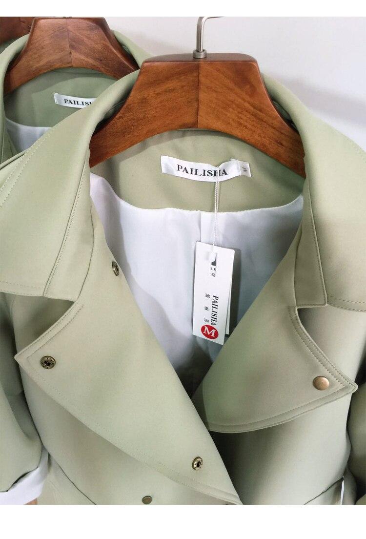 La As Long De Coat Printemps Femmes casual Qualité Amples Dame Mode G227 Pic Bonne Trench Nouveau Coréen 2016 Des Vêtements Manteau Pour Survêtement aPdwq1