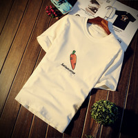 New men 3d printed t shirts fashion banana top tees men print tight t shirt watermelon printed mens t shirts plus size S 4XL