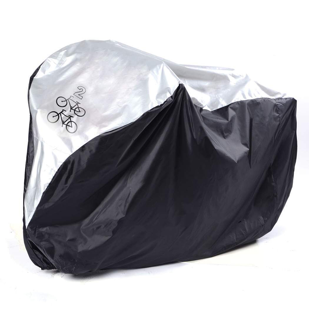 Bike Rain Cover Universal Waterproof Bicycle Bike Cover Rain Resistant Sun Protection For Bike 200x75x110cm