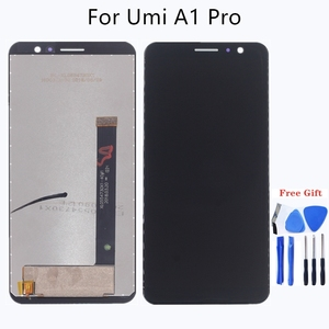 "Image 1 - 5.5"" for UMIDIGI A1 PRO LCD display + touch screen assembly for parts replacement for UMI A1 PRO LCD monitors Free shipping"