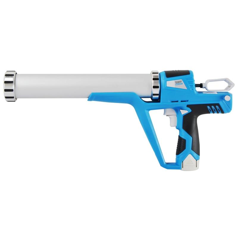 electric glass glue gun cordless lithium gluer renovation pool basin shower room beauty seam waterproof for soft hard glue платье seam seam mp002xw18ui0