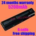 Jigu ks527aa bateria do notebook para hp pavilion dv4 dv5 dv6 series hstnn-cb72 hstnn-ib72 hstnn-ib73 hstnn-lb72