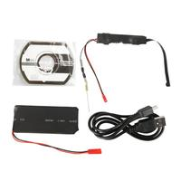 Xvgjdz WiFi Camera HD Recording P2P Camera DIY Module Pinhole Video Sound 1080P Motion Detection