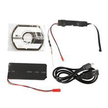 Xvgjdz Câmera Wi-fi HD P2P Câmera de Gravação DIY Módulo de Som de Vídeo Pinhole 1080 P Detecção de Movimento