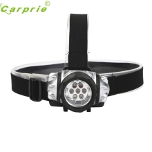 Super 7LED Headlamp Headlight Flashlight Head Light Lamp Torch 170126