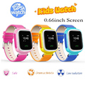 SOS Kids Smart Watch GPS Tracker Locator 1.0'' Smartwatch Call Finder Locator Safe Anti-lost Monitor Wristwatch for Baby Q60 A3