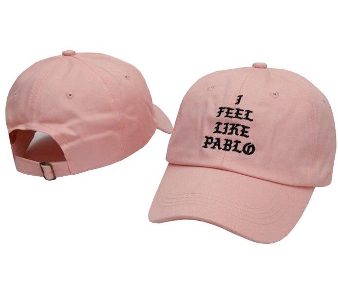 Kanye West Brand I feel like pablo Fashion Golf Swag Cap 4