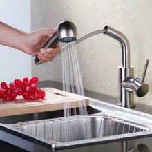Superfaucet Кухонная Раковина Смеситель, Современный Кухонный Кран, Смеситель для Кухни, Кухонный Кран Pull Out