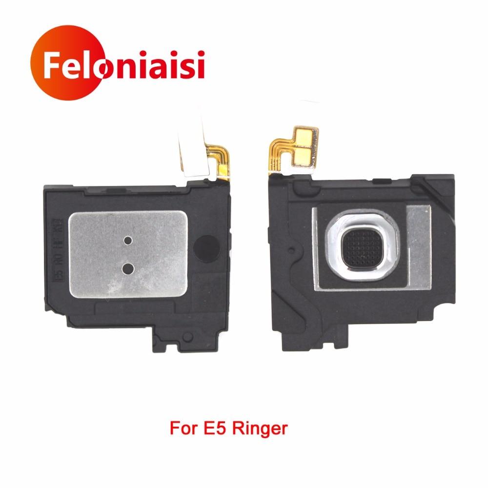 For Samsung Galaxy E5 E500 E7 Loudspeaker Loud Speaker Ringer Buzzer Sound Module Flex cable Replacement Parts