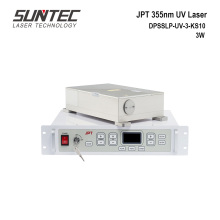 Suntec JPT 355nm UV Laser 3W Module Source Generator Solid State Water Cooling for DPSSLP-UV-3-KS10
