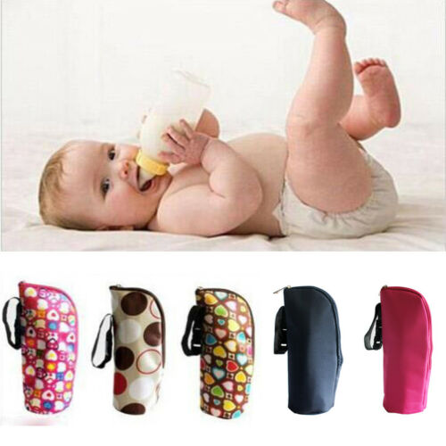 Baby Feeding Milk Bottle Milk Warmer Insulation Bag Thermal Bag Baby Bottles Bolsa Botella Termica Thermos Baby Bottle Holder