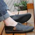 Hot selling Spring and autumn new arrival male casual shoes man moccasins popular shoes fashion gommini loafers boat shoes male