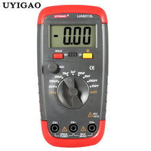 Professional Capacitor Tester Digital Meter Capacitance Capacitors With Lcd Display White Backlight For Cable And Switch(China)