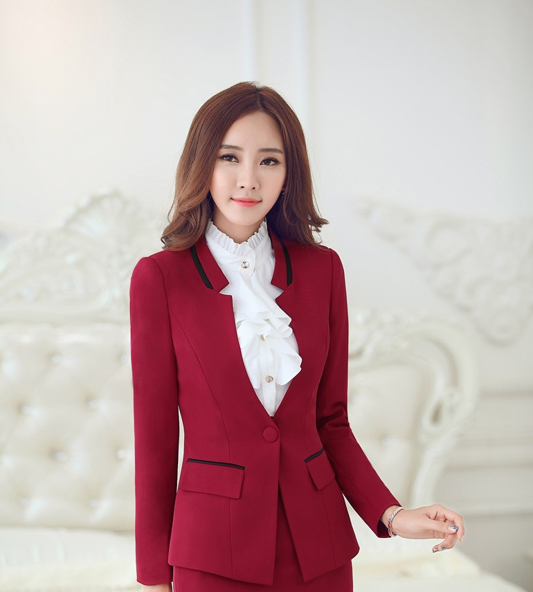Großhandel uniform red blazer ladies Gallery - Billig kaufen uniform red blazer  ladies Partien bei Aliexpress.com 0e2f9decdb