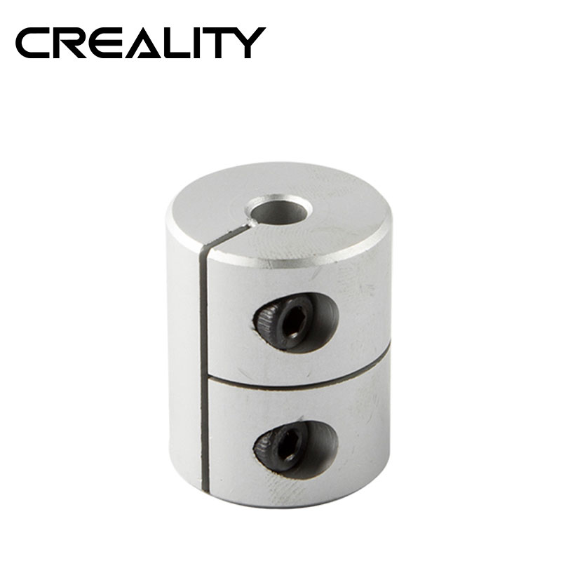 2PcsCREALITY 3D CR-10 Z-Axis ShaftFlexible Rigid Coupling Router Connector For 3D Printer