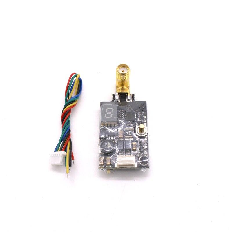 Upgrade TS5828L TS1727 5.8G 25mW 600mW 48CH Switchable FPV AV Wireless Transmitter Module For FPV Racing QAV-X R QAV210 ZMR250 upgrade aomway mini 5 8ghz switchable 25mw 200mw 40ch tx25 av wireless transmitter module