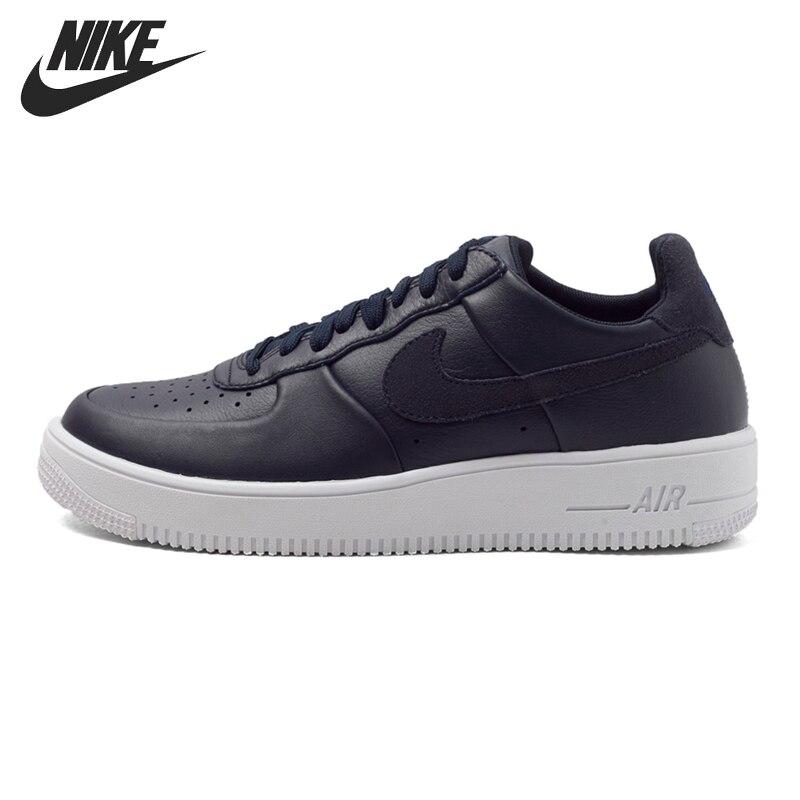 Prix pour Original Nouvelle Arrivée 2017 NIKE AIR FORCE 1 Hommes de Planche À Roulettes Chaussures Sneakers