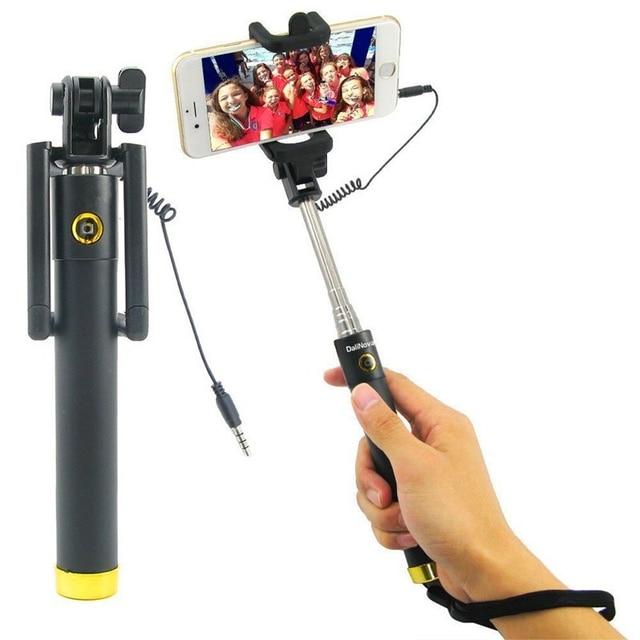 Mini Monopod Phone Pal Self Perche Pau De Palo Selfie Stick