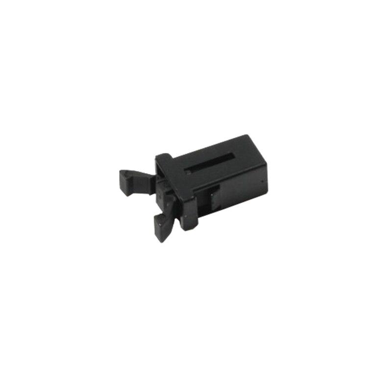 FrSky Taranis X9E pasador de plástico, piezas de repuesto Transmisor FrSky ACCST Taranis Q X7 QX7 de 2,4 GHz, 16 canales, color blanco/negro