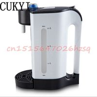 CUKYI Electric Air Pots Thermos 3L Water Kettles Big Capacity Mute Dry Proof Stainless Steel Heat