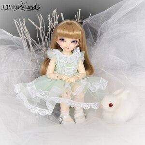 Image 5 - Бесплатная доставка куклы Fairyland Littlefee Reni BJD 1/6 модная фигурка из смолы Высококачественная игрушка для девочек Oueneifs Dollshe Iplehouse