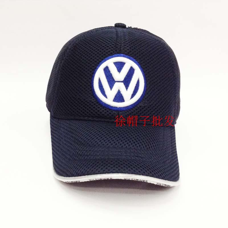 free shipping Net cap Vw hat das auto hat f 1 automobile race hat baseball  cap . white . 4 colours Ferrary Souvenir Caps-in Baseball Caps from Apparel  ... 63b469ef714