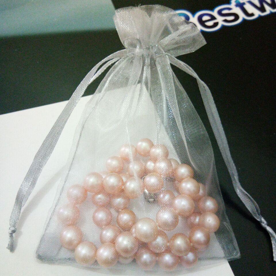 ขายส่ง1000ชิ้นD Rawable Organzaกระเป๋าD Rawstringกระเป๋าจัดงานแต่งงานของขวัญคริสมาสต์ปาร์ตี้แสดงผลบรรจุภัณฑ์ถุงถุงเก็บ-ใน บรรจุภัณฑ์อัญมณีและที่ตั้งโชว์ จาก อัญมณีและเครื่องประดับ บน   2