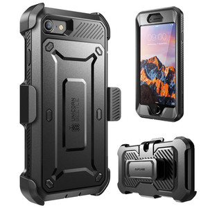 Image 2 - SUPCASE For iphone 8 Case For iPhone SE 2020 Case UB Pro Full Body Rugged Holster Protective Case with Built in Screen Protector