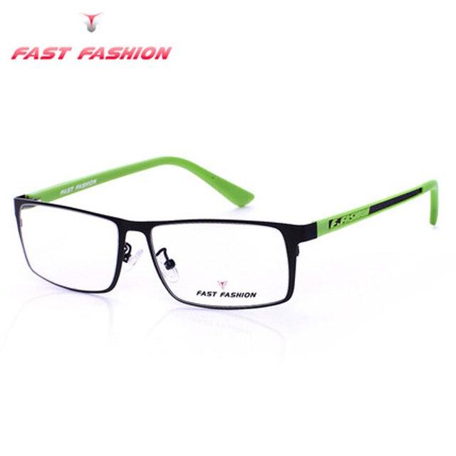 b47fbd8a1d FAST FASHION 2018 Women Reading Optical Eyeglasses Frame FF3001 Men Retro  Vintage Eye Glasses Frames For Clear Myopia Lens