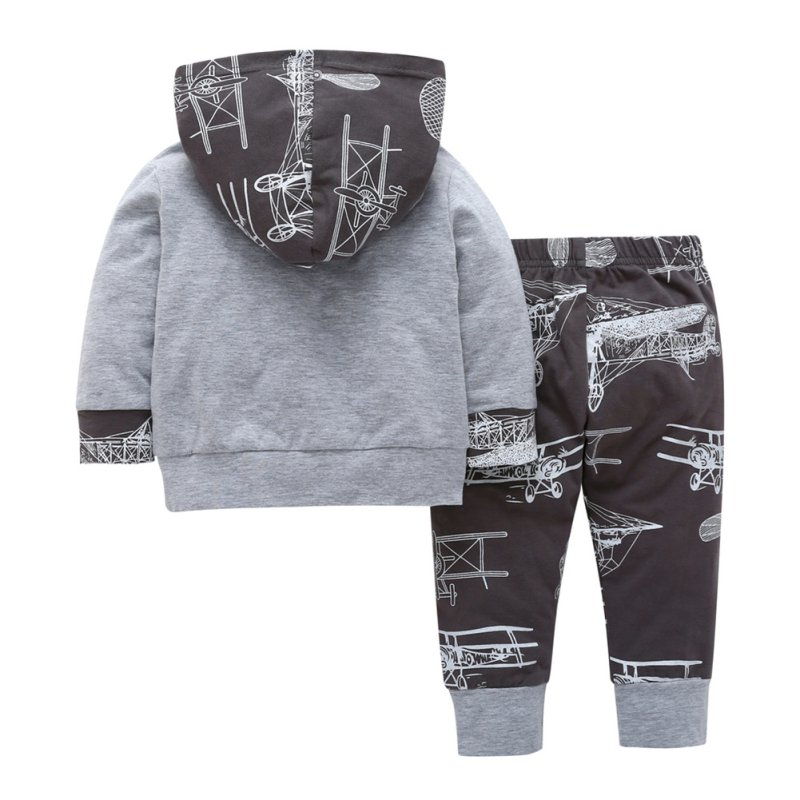 2pcs Infant Babys Sets Clothes Autumn Spring Clothing Sets Baby Boys Camouflage Camo Hoodie Tops Long Pants Outfits Set