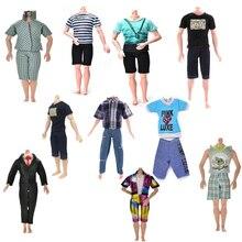 fbe62fe97071d4 1 satz Mode Prince Ken Puppe Kleidung Mode Anzug Kühlen Outfit Für Puppe  Junge KEN Puppe