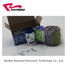 Datacard ribbons 535000-003 YMCKT Color Ribbon & Cleaning Kit for CP40/CP60/CP80/CD800 id card printer