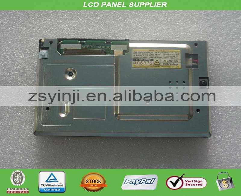 6.5 lcd ekran LTA065B097D6.5 lcd ekran LTA065B097D