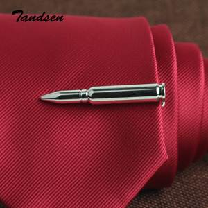 Tandsen Jewelry Gun Ties Clips Necktie Tie Bar Clasp Pin