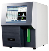 3 parts 5 parts CBC Hematology Analyzer Blood Cell counter Analyzers